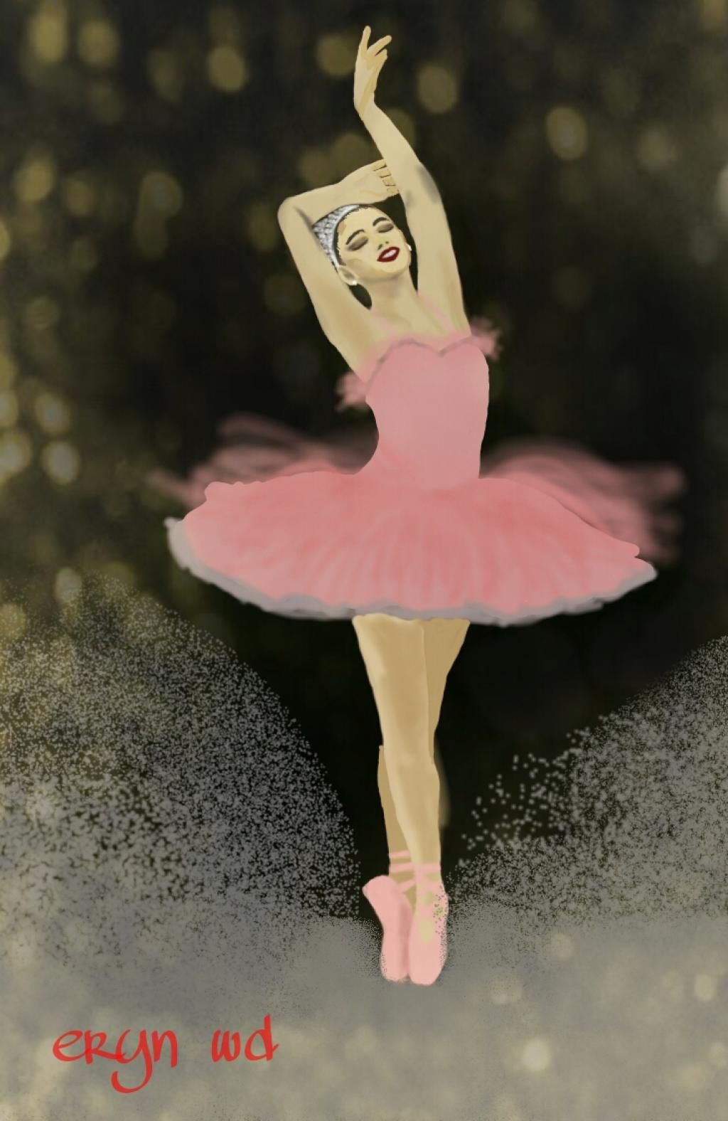 Dance Forms Drawings Not Only Draw Dancers But