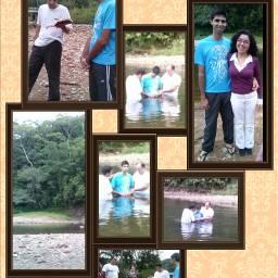 batismo amor fe renovo deus reflexao