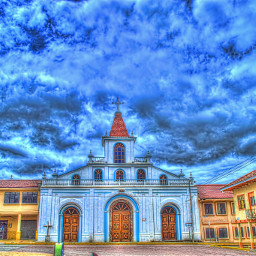 hdrart hdr ecuador photography colorful