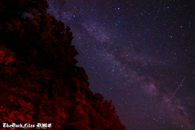 pictures of night sky
