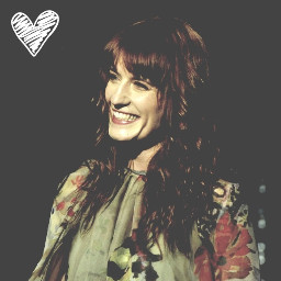 florence welch florence and the machine fatm overlays heart love