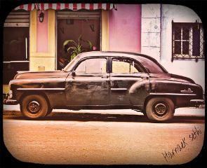 travel cuba cars