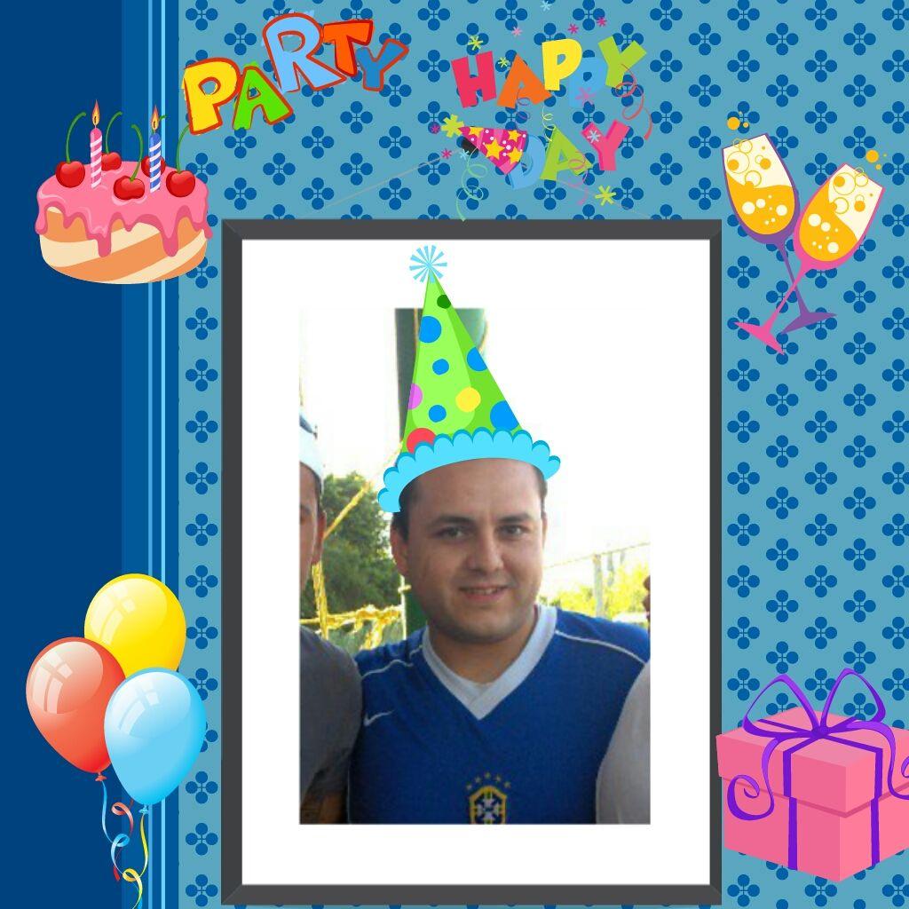 Happy Birthday Sobrino Dios Te Bendiga Hermosotegu