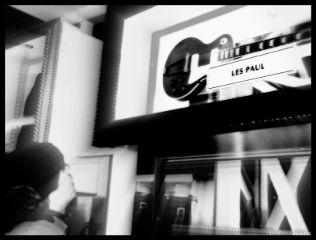 music black & white guitar djustinclark retro wapfocalzoom