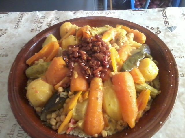 Morocco travel and food photography